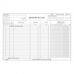 Registru de casa, A4 RS, 2 exemplare, 50 set/bloc
