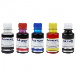 Cerneala refill pentru HP364 5 culori