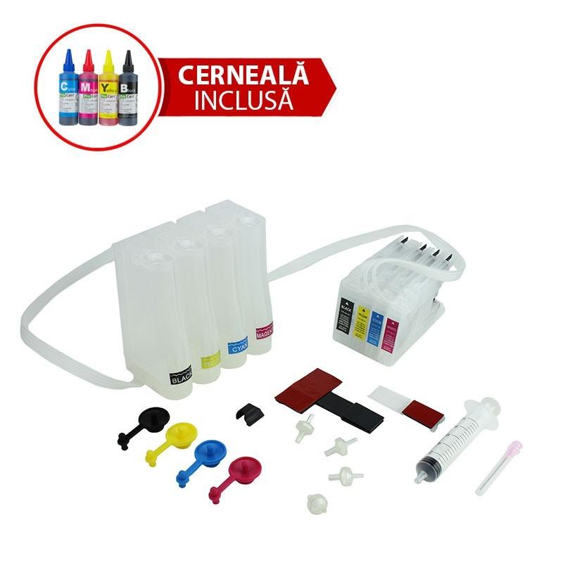 CISS pentru DCP-J525W DCP-J725DW MFC-J430W MFC-J5910DW J625DW