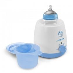 Incalzitor biberoane si mancare bebe, diametru 75 mm, functie sterilizare