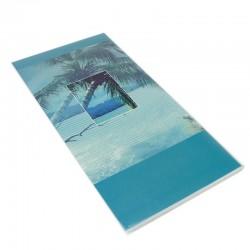 Album Exotic Island, 96 fotografii 10x15 cm, slip-in, 32 pagini albe