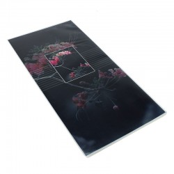 Album Photo Flowers, 96 fotografii 10x15 cm, buzunar slip-in, 16 file