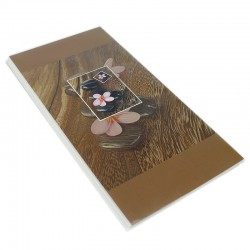 Album Wellness Flowers, foto 10x15 cm, 96 buzunare slip-in, 32 pagini