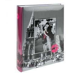 Album poze Kisses, 10x15, 200 fotografii, buzunare slip-in, spatiu notite