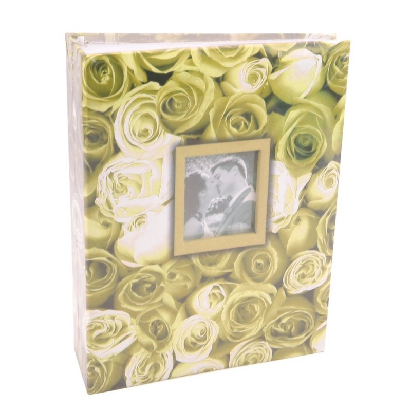 Album foto personalizabil Any Rose, 100 poze 10x15 cm, slip-in