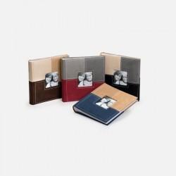 Album Selections, personalizabil, 200 foto 10x15 cm, slip-in, textil