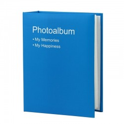 Album Memories, 100 coli 30x30 cm, foi pergament, foto autoadezive