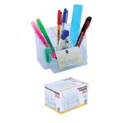 Suport pentru instrumente de scris, 6 compartimente, Ark