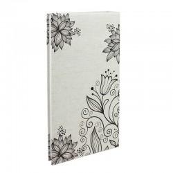 Album foto Simple floral, 300 poze, 50 file, format 10x15 cm