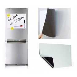Tabla magnetica pentru notite, flexibila, 210x297 cm