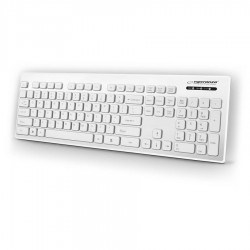 Tastatura cu design ergonomic rezistenta la apa, IP05, Singapore