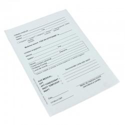 Fisa aptitudini, format A5, 2 exemplare, autocopiativa