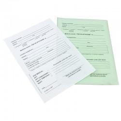 Fisa aptitudini, format A5, 2 exemplare autocopiativa