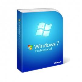 Microsoft WINDOWS 7 PROFESSIONAL OEM, licenta electronica, Limba engleza