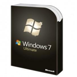 Microsoft WINDOWS 7 ULTIMATE OEM, limba Romana, licenta electronica