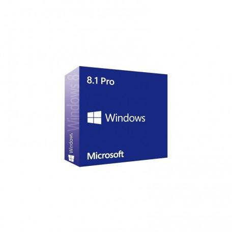 Licenta OEM Microsoft Windows 8.1 Profesional ,Limba Engleza