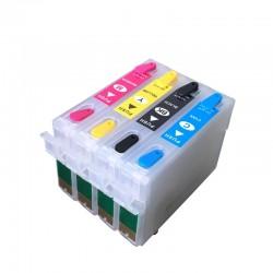 Cartuse reincarcabile pentru Epson T2001 T2002 T2003 T2004