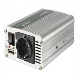 Invertor tensiune 12V-220V, 600W, USB, 5 functii, intrerupator, Sal