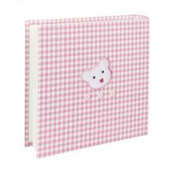 Album Little Bear, personalizabil, 200 poze 10x15, slip-in, spatiu notite