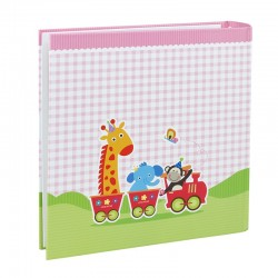 Album foto Girafa personalizabil 50 file tip carte 200 poze format 10x15