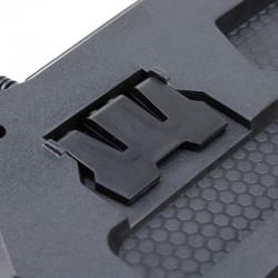 Tastatura gaming cu butoane multimedia iluminata in 7 culori, Kestrel
