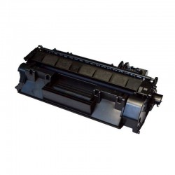 Toner compatibil Canon CRG-708 negru Procart
