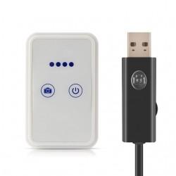 Camera Endoscop HD, WIFI, OD 8mm, 2 MP, USB 2.0, 1.5 m, lumina ajustabila