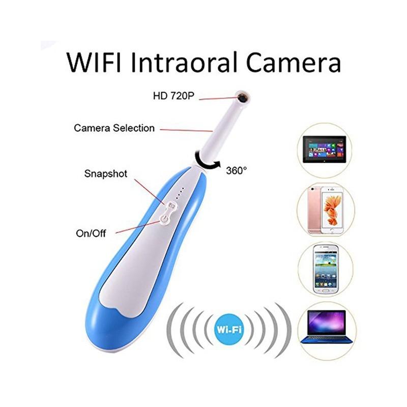 Camera intraorala, HD, Wifi, 1.3MP, USB 2.0