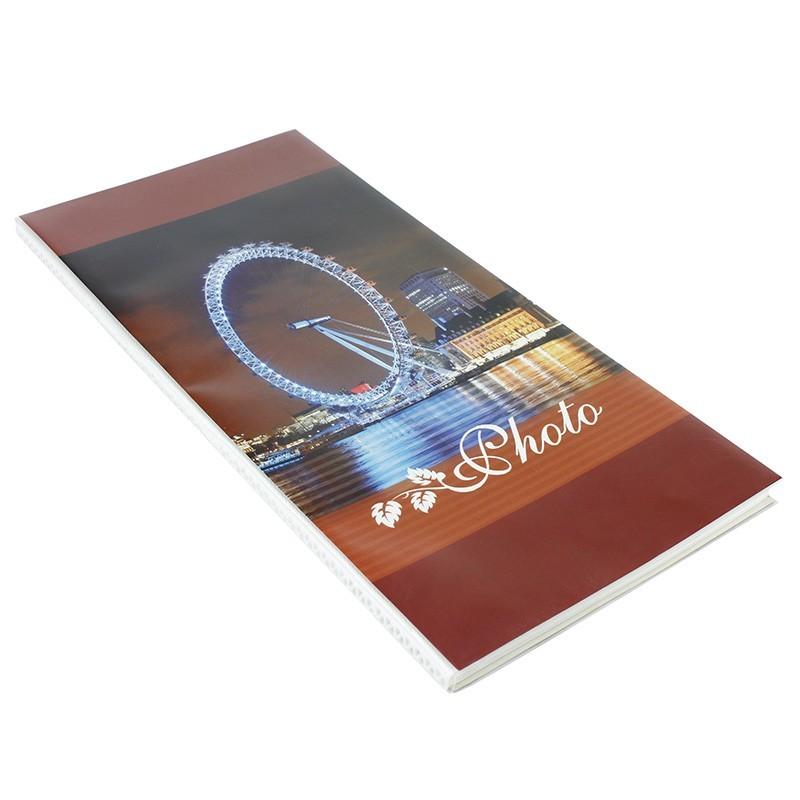 Album foto London Eye, 10X15 cm, buzunare slip-in