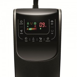 Ventilator cu umidifcare, 90W, 3 functii, ecran tactil LCD, recipient 3 L