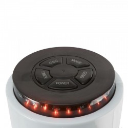 Ventilator tip stalp, temporizator, 50W, 74 cm, telecomanda control, Home