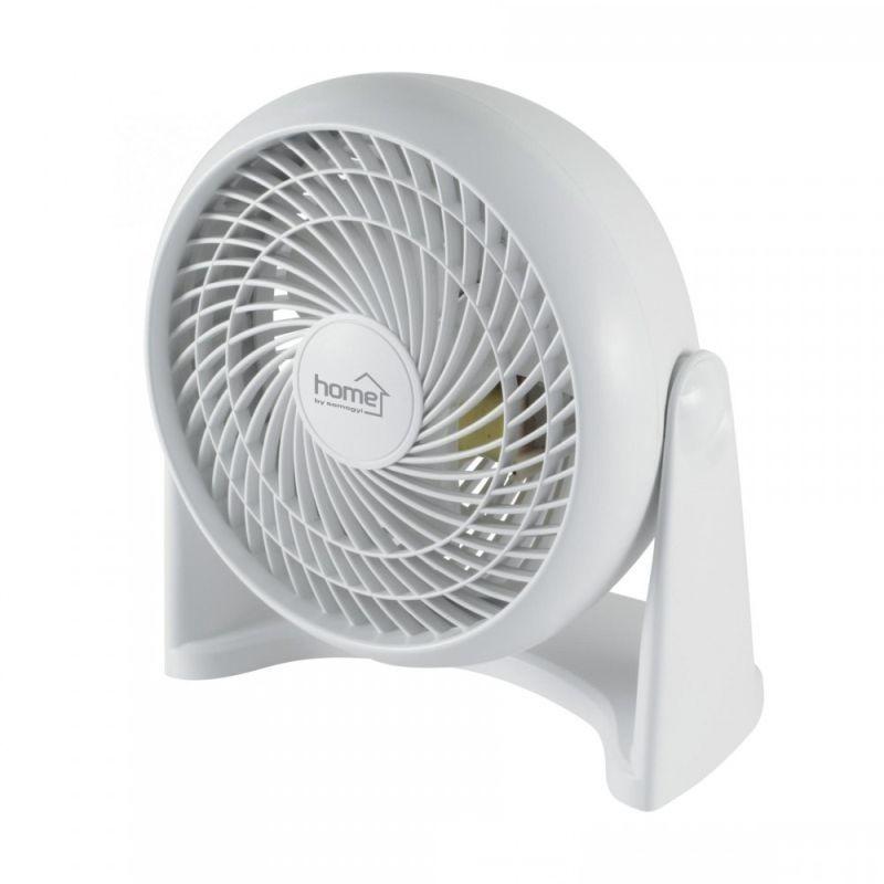 Ventilator de masa/de perete, 230V, 50W, palete 23 cm, comutator, Home