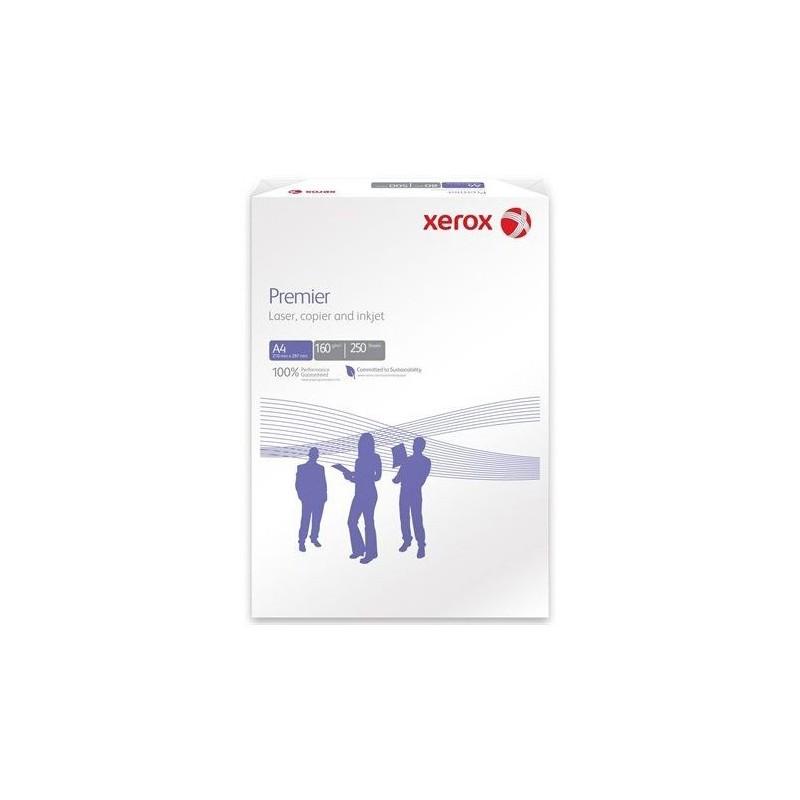 Carton A4 Xerox Premier 160g/mp, alb, top 250 coli