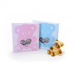 Album foto personalizabil Baby Wonderland, 30 file, foi pergament, 29x32 cm