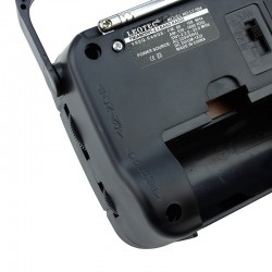 Radio portabil clasic, 4 benzi AM/FM/SW1-2, LEOTEC