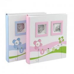 Albume foto Lucky Baby, 29x32 cm, 60 pagini, coperta personalizabila