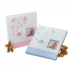 Album foto Baby's Start, 60 pagini, coperta personalizabila, 29x32 cm