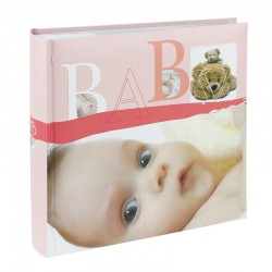 Album foto Baby Vital , 200 poze 10x15 cm, memo, slip-in