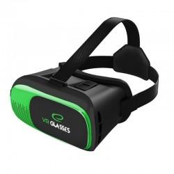 Ochelari VR 3D, telecomanda bluetooth, Android si iOS, smartphone 3.5-6 inch