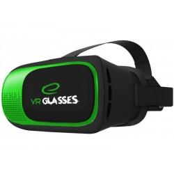 Ochelari VR 3D, smartphone 3.5-6 inch, lentile asferice reglabile, Esperanza