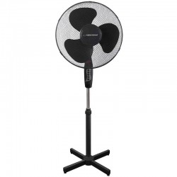 Ventilator de podea 50W, 40 cm diametru, 3 trepte, miscare oscilatorie