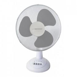 Ventilator pentru masa, 3 viteze, diametru 30 cm, 40W, Esperanza
