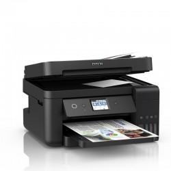 Multifunctionala inkjet color Epson L6190, Wi-Fi, USB, sistem CISS, LCD 2.4 inch
