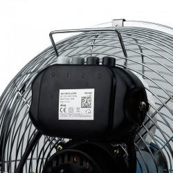 Ventilator de podea, 50W, 3 viteze, palete 30 cm, Esperanza Scirocco
