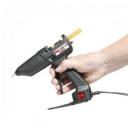 Pistol de lipit cu silicon cald, 150 W, bete silicon diametru 12 mm