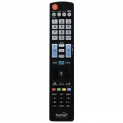 Telecomanda pentru televizoare smart LG, precodata, negru