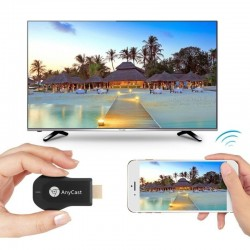 TV Dongle, HD 1080P, Miracast, DLNA, Airplay, Airmirror, AnyCast M3 Plus