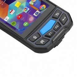 Cititor coduri de bare, 1D, Android 7.0, 2 GB RAM, slot TF, 3 slot-uri SIM, touchscreen