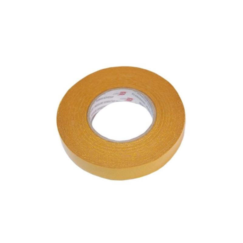Banda dublu adeziva transparenta, adeziv acrilic rezistent la temperaturi inalte