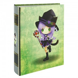 Album foto Purple Witch, format foto 10x15, 300 fotografii, verde